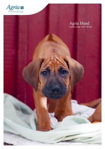 Agria Hund