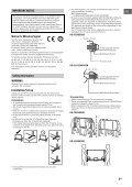 Sony KD-65X9505B - KD-65X9505B Guida di riferimento Turco - Page 3