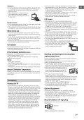 Sony KD-65X9505B - KD-65X9505B Guida di riferimento Turco - Page 5
