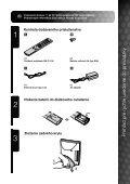 Sony KLV-15SR3E - KLV-15SR3E Istruzioni per l'uso Slovacco - Page 3