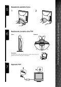 Sony KLV-15SR3E - KLV-15SR3E Istruzioni per l'uso Slovacco - Page 5