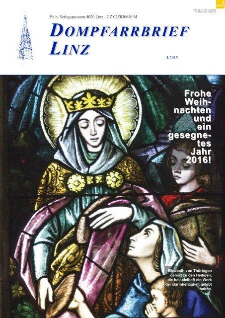 Dompfarre Linz - Pfarrbrief 2015/4