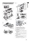 Sony KDL-46W2000 - KDL-46W2000 Istruzioni per l'uso Slovacco - Page 7