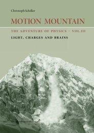 MOTION MOUNTAIN