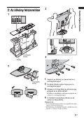 Sony KDL-46W2000 - KDL-46W2000 Istruzioni per l'uso Ungherese - Page 7
