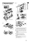 Sony KDL-46W2000 - KDL-46W2000 Istruzioni per l'uso Ceco - Page 5