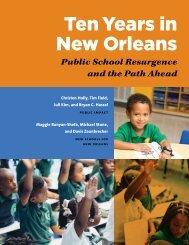 Ten Years in New Orleans