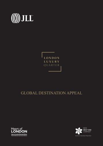GLOBAL DESTINATION APPEAL