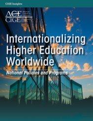 Higher Education Worldwide