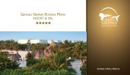grand sirenis riviera maya resort & spa - Sirenis Hotels & Resorts.