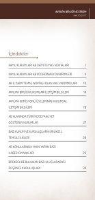 AVRUPA BİRLİĞİ'NE ERİŞİM - Avrupa Birliği Genel Sekreterliği - Page 5