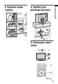 Sony KDL-20S4000 - KDL-20S4000 Istruzioni per l'uso Ceco - Page 5