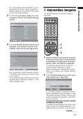 Sony KDL-46X2000 - KDL-46X2000 Istruzioni per l'uso Ungherese - Page 7