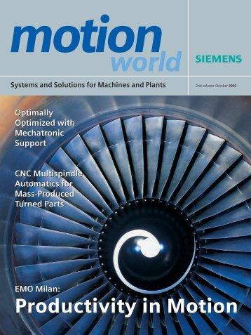 EMO Milan - Siemens Industry, Inc.