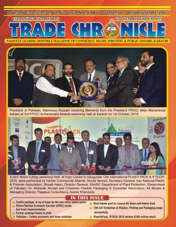 Trade Chronicle Sep-Oct 2015
