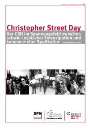 Band 14 - Christopher Street Day