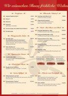 Restaurant Mediterran - Weihnachts & Silvesterkarte 2015 - Seite 2