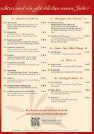 Restaurant Mediterran - Weihnachts & Silvesterkarte 2015 - Seite 3
