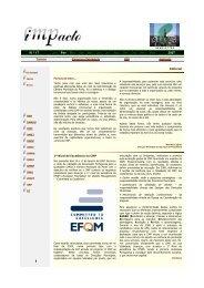 Newsletter CMP - Impacto | Fevereiro 2007 - Câmara Municipal do ...