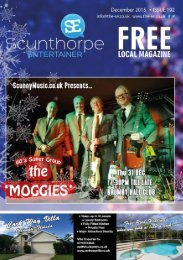 The Scunthorpe Entertainer
