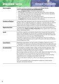 STAVCON 2015 Registration Information - Page 4