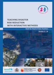 teaching disaster risk reduction with interactive ... - PreventionWeb