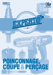 Experto 04a-Poinconnage-Coupe-Percage