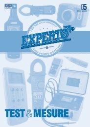 Experto 05-Test & Mesure