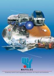 Mafelec brochure 2008