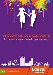 PRÉVENTION DES ACCIDENTS