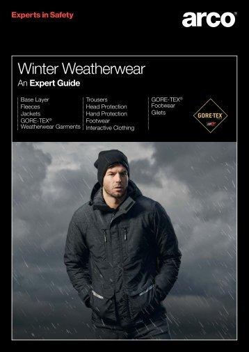 Winter Weatherwear