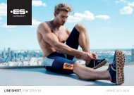 ES Collection Catalogue Fall-Winter 2015