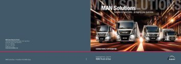 MAN Business Solutions Brochure South Africa