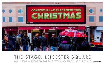 THE STAGE LEICESTER SQUARE
