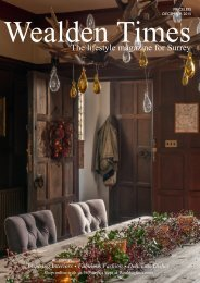 Surrey Homes | SH14 | December 2015 | Interiors supplement inside