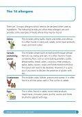 Allergen information for loose foods - Page 7