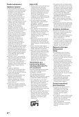 Sony KDL-46EX524 - KDL-46EX524 Istruzioni per l'uso Ungherese - Page 4