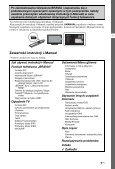 Sony KDL-46EX524 - KDL-46EX524 Istruzioni per l'uso Ungherese - Page 7