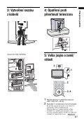 Sony KDL-40P2520 - KDL-40P2520 Istruzioni per l'uso Ceco - Page 5