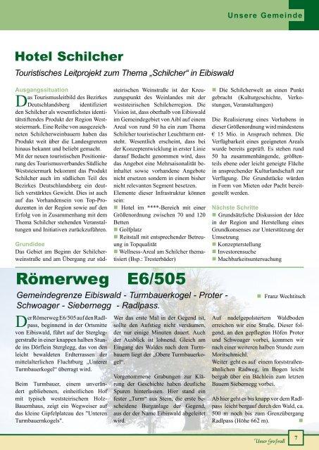L601 NEU - Gemeinde Großradl
