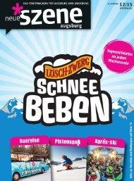 Neue Szene Augsburg 2015-12