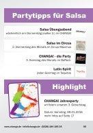 CHANGA! Programmheft - Quartal 3 - Seite 5