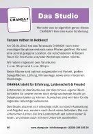 CHANGA! Programmheft - Quartal 3 - Seite 6