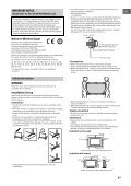 Sony KD-55X8505B - KD-55X8505B Guida di riferimento Ungherese - Page 3