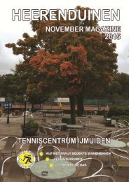 CLUBBLAD November 2015