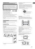 Sony KD-55X8505B - KD-55X8505B Guida di riferimento Danese - Page 3