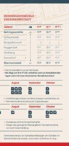 Fahrplan 2016 der Dampfbahn Fränkische Schweiz e.V. - Seite 3