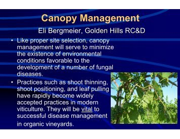 Canopy Management - Viticulture Iowa State University  sc 1 st  Yumpu & BOD and Dissolved Oxygen (DO) Sag Curve - Iowa State University