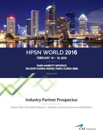 HPSN WORLD 2016