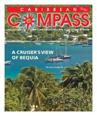A CRUISER'S VIEW OF BEQUIA - Caribbean Compass